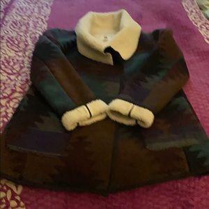 Southwest lined jacket/blazer